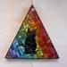 Cat Kitty Mosaic Memento / Rainbow Bridge