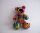 Teddy Bear - Rainbow Ted