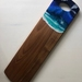 """""""Blue tides"""" - Charcuterie & Cheese Serving board."""