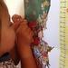 Growing Giants height chart