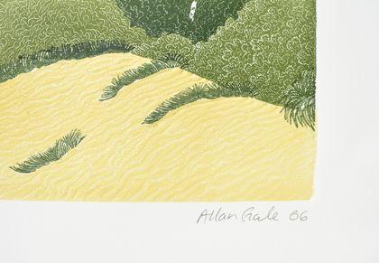 Miti Miti - print by Allan Gale