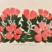 Pohutukawa Flowers Print