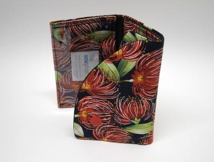 Compact Wallet - Pohutukawa