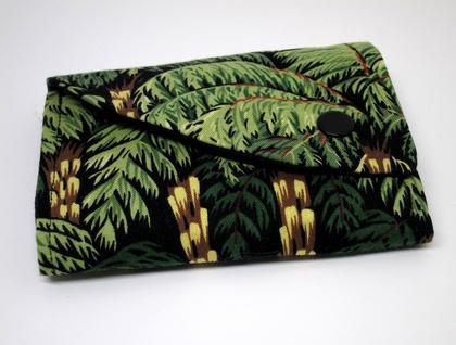 Compact Wallet - Mamaku / Tree Fern