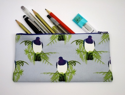 Pencil case - Kereru