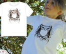 Lost In The Woods - Owl T-Shirt