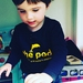 Kid's Māui and Hector's dolphin t-shirt