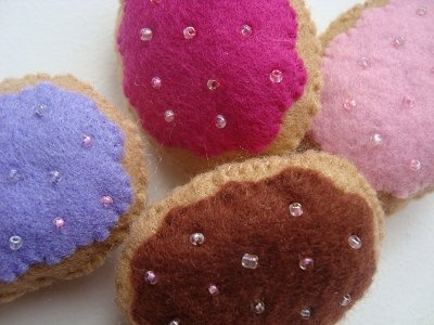 Felt Sugar Biscuits