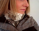 Granny Square Neck Warmer