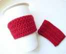 Crochet Coffee Cup Sleeves