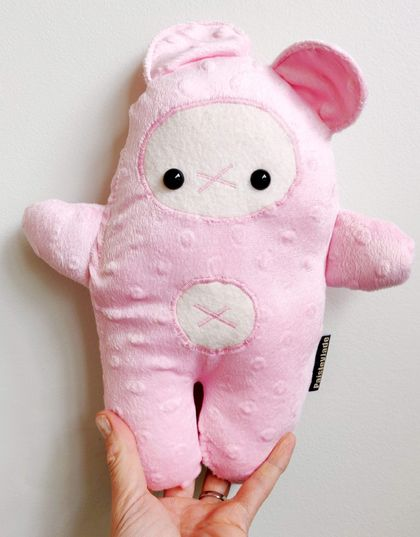 Pink Softie Bear