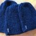 Sam's Winter Beanie Blue
