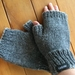Maggie's Mitts Charcoal