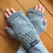 Maggie's Mitts Silver