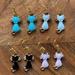Car earrings