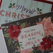 Merry Christmas Cards - Set of two