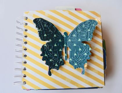 Floral Photo Album/Journal