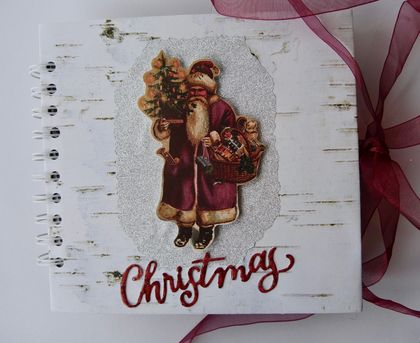 Christmas  Vintage Junk Journal