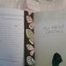 Bookmark - Handmade 100 percent cotton fabric Butterflies - Green and Pink