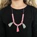 Girls Pastel Bead Necklace