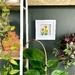Daffodil Day Clay Wall Art
