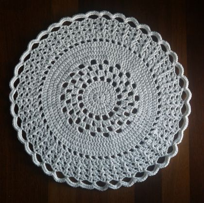 Crochet Doilies - Crochet Doily Patterns - Page 1