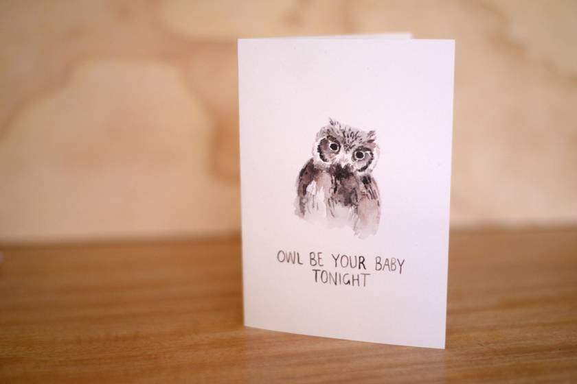 Owl Be Your Baby Tonight
