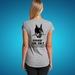 Fishin' the Salt Snapper Woman's T-Shirt