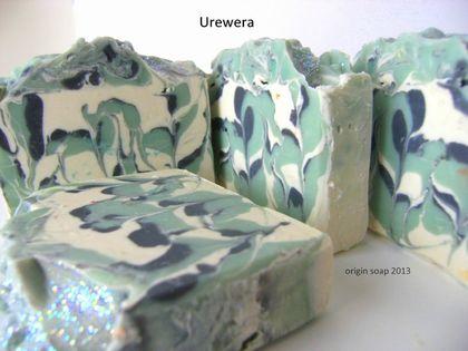 Urewera ~ 'Soaps of New Zealand' luxury soap