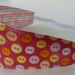 """Reversible Fabric Headband """"Sewing Buttons"""""""