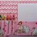 "Crayon Bag ""Mr. Bear in Pink"""