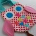 "Childrens tote bag ""I love Owl"""
