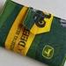 "Crayon Bag ""The John Deere's green and yellow"""