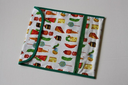 "School Book Bag ""The Very Hungry Caterpillar"""
