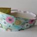 "Reversible Fabric Headband ""Spring Flower"""