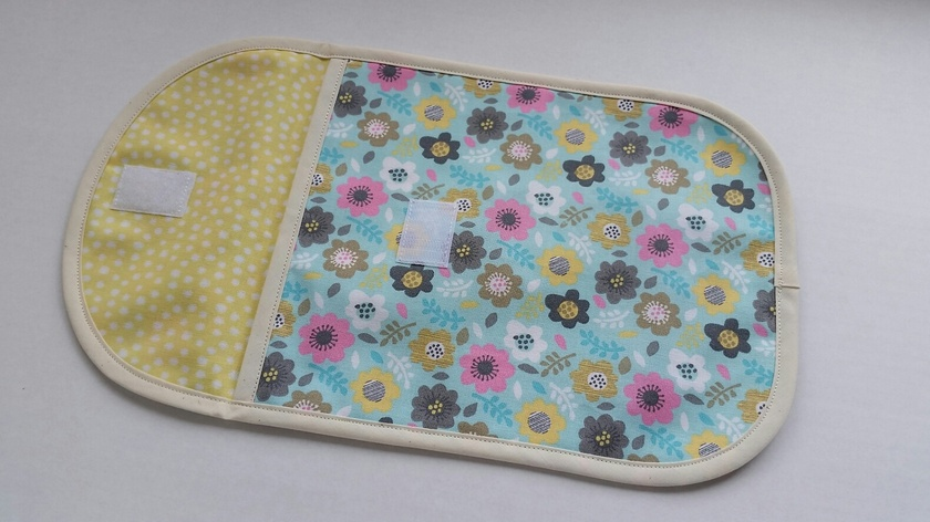 "Nappy Bag ""Spring Flower"""