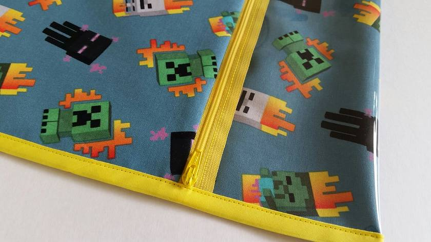 "School Book Bag ""Minecraft"""