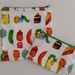 "Reusable Sandwich & Snack Bags Set ""The Very Hungry Caterpillar"""