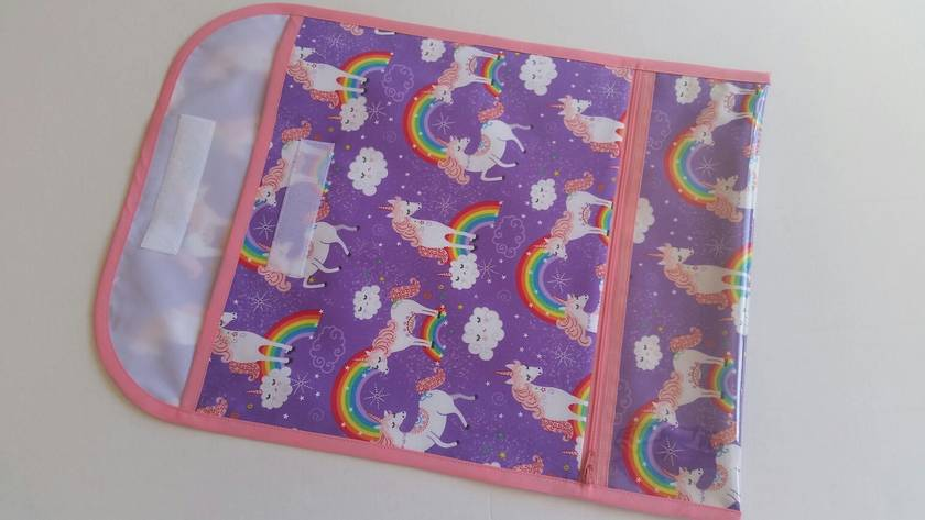 "School Book Bag  ""Unicorn dreams"""