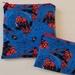 "Reusable Sandwich & Snack Bags Set ""Spiderman"""