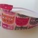 "Reversible Fabric Headband ""Sweet Cats"""