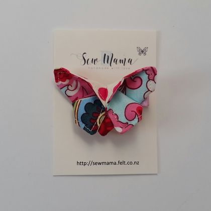 "ORIGAMI Butterfly Hair Clip ""Belle French"""
