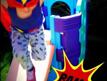 Boys Super Hero Kit!!