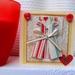 Gift Card Origami Mini Paper Dress