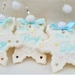 Baby's First Christmas, It's a Boy, Baby Boy, Snowflake Ornament, Baby keepsake