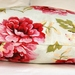 Rambling Roses cushion cover