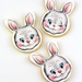 Bunny Rabbit edible wafer paper images - Great for Easter