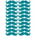 Moustache Removable Wall Stickers