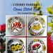 Cherry Parker's Cross Stitch Ball - New Zealand Flowers