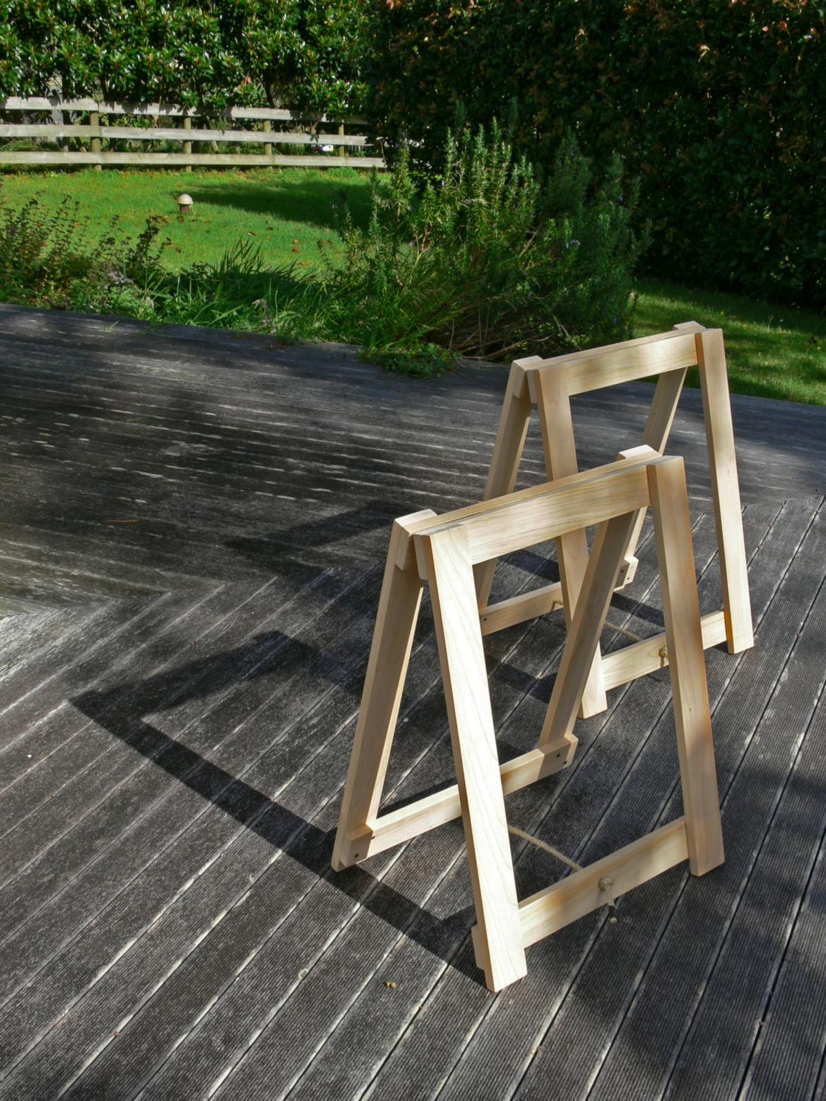 Awesome Trestle Table Legs Stevieawardsjapan